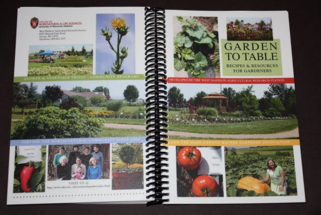 Garden to Table: Recipes and Resources for Gardeners